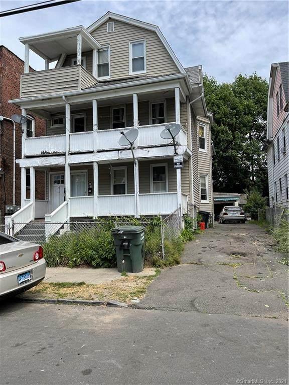 57 Smith Street, Bridgeport, CT 06607 (MLS #170424436) :: Frank Schiavone with Douglas Elliman