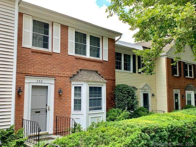256 Park Street #256, New Canaan, CT 06840 (MLS #170424742) :: Around Town Real Estate Team