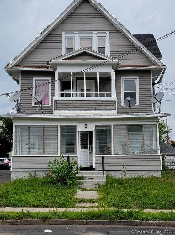 118 Barker Street, Hartford, CT 06114 (MLS #170424971) :: Frank Schiavone with Douglas Elliman