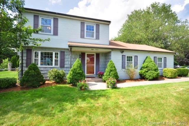 87 Huckleberry Lane, Manchester, CT 06040 (MLS #170424991) :: GEN Next Real Estate
