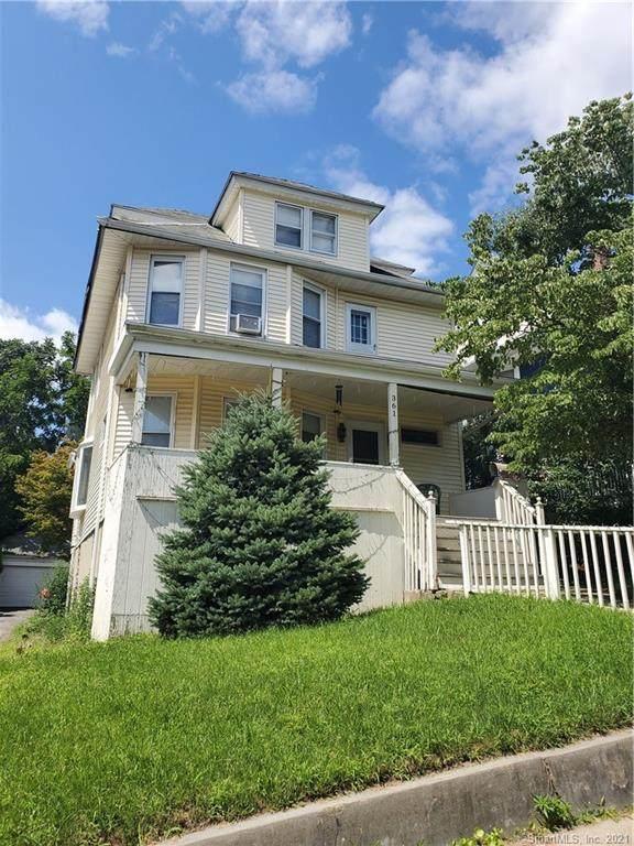 361 Gurdon Street, Bridgeport, CT 06606 (MLS #170425101) :: Team Feola & Lanzante   Keller Williams Trumbull
