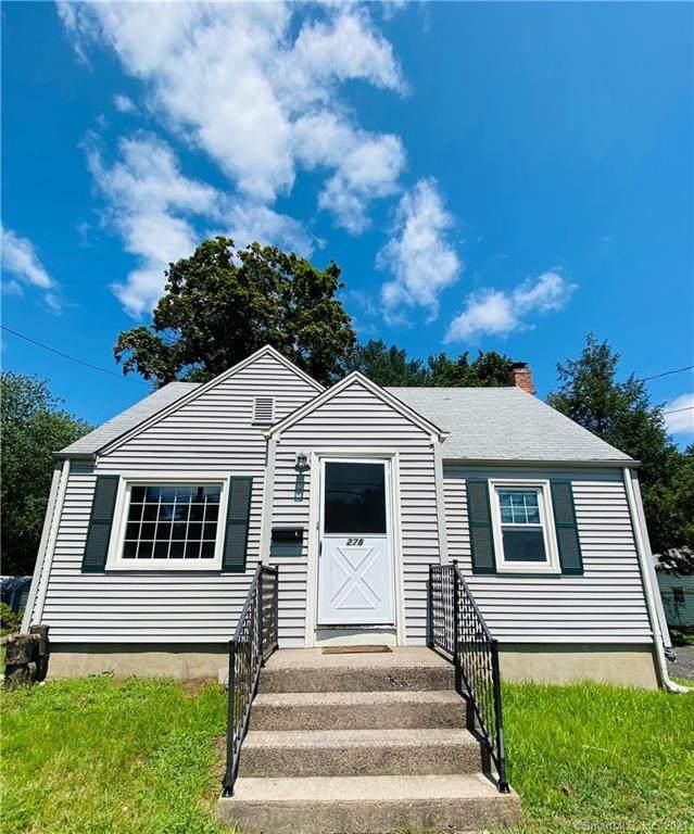 278 Goodwin Street, East Hartford, CT 06108 (MLS #170425316) :: Carbutti & Co Realtors
