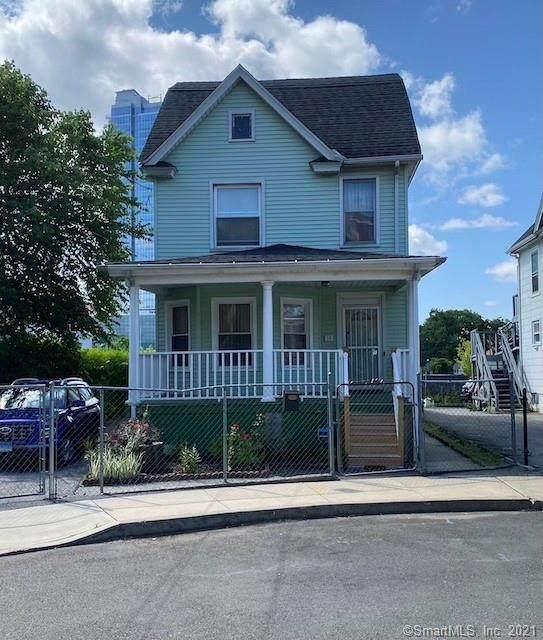 14 Vernon Place, Stamford, CT 06902 (MLS #170425610) :: Sunset Creek Realty