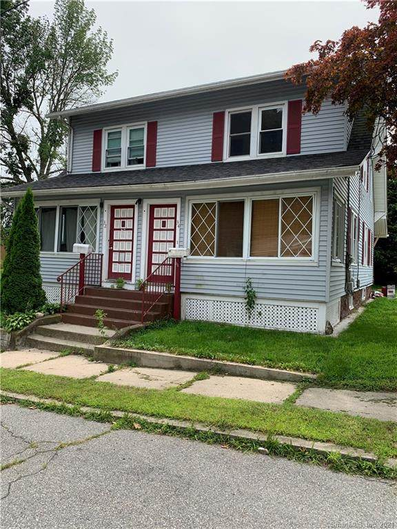 32 Bolles Avenue, New London, CT 06320 (MLS #170426433) :: Linda Edelwich Company Agents on Main