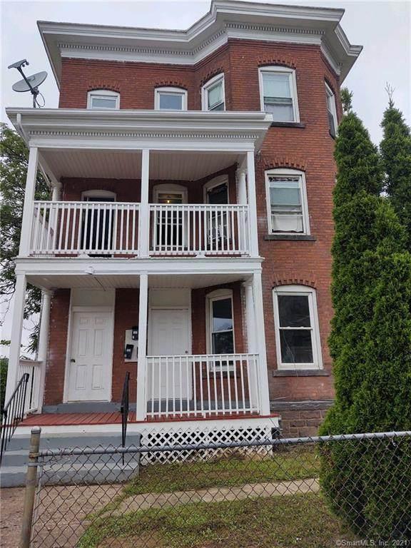118 Westland Street, Hartford, CT 06120 (MLS #170426612) :: Linda Edelwich Company Agents on Main