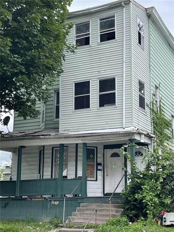 493 Garden Street, Hartford, CT 06112 (MLS #170426976) :: Linda Edelwich Company Agents on Main