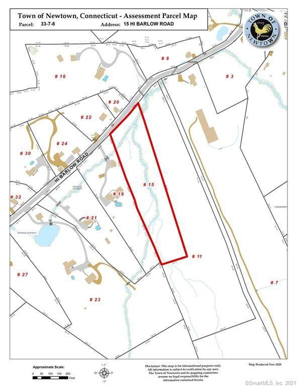 15 Hi Barlow Road, Newtown, CT 06470 (MLS #170427145) :: Michael & Associates Premium Properties | MAPP TEAM
