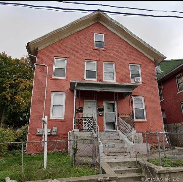 487 Baldwin Street, Waterbury, CT 06706 (MLS #170427961) :: Chris O. Buswell, dba Options Real Estate