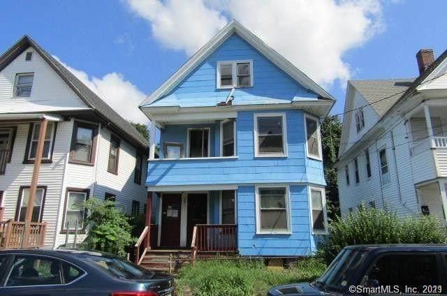 679 Shelton Street, Bridgeport, CT 06608 (MLS #170428282) :: GEN Next Real Estate