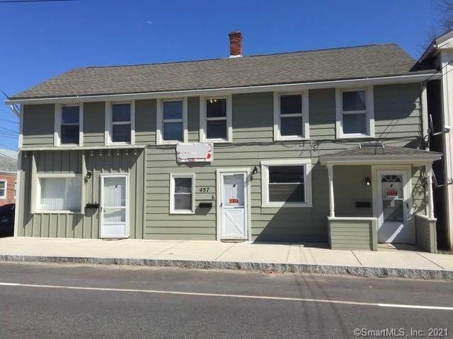 457 N Main Street, Norwich, CT 06360 (MLS #170428437) :: GEN Next Real Estate