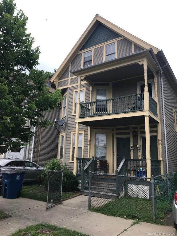 93 Henry Street, New Haven, CT 06511 (MLS #170428616) :: Linda Edelwich Company Agents on Main