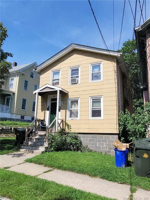 63 Franklin Street, New London, CT 06320 (MLS #170429353) :: GEN Next Real Estate