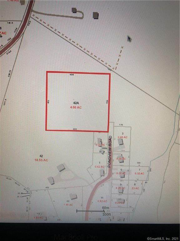 00 Pond View Road, Plainfield, CT 06374 (MLS #170430015) :: Linda Edelwich Company Agents on Main