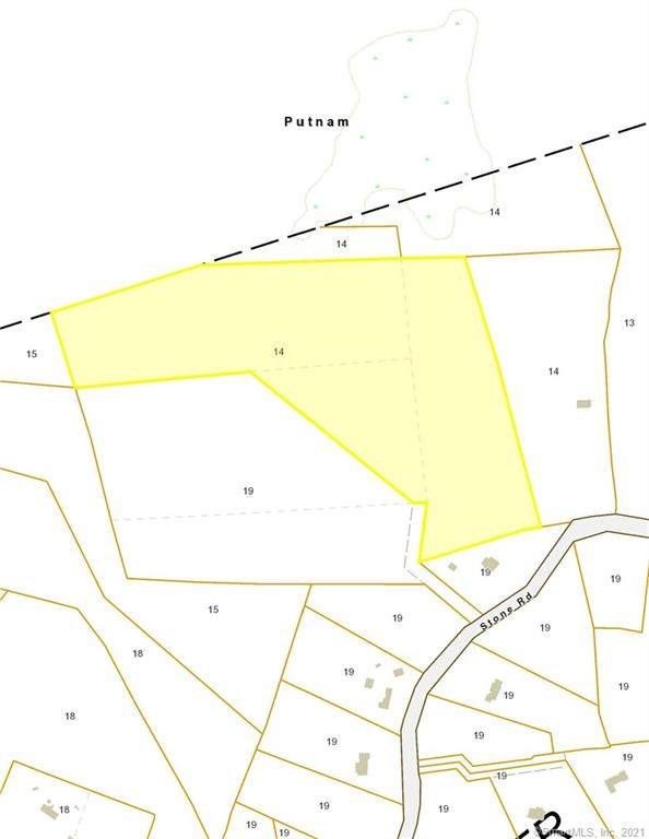 90 Stone Road, Killingly, CT 06241 (MLS #170430948) :: Linda Edelwich Company Agents on Main