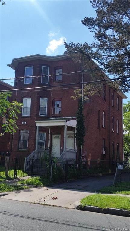 199 Jefferson Street, Hartford, CT 06106 (MLS #170431095) :: Linda Edelwich Company Agents on Main