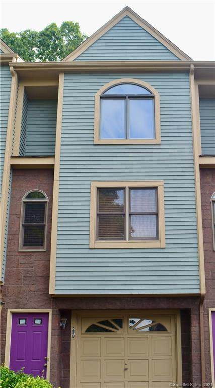 25 Rock Hill Road D, New Haven, CT 06513 (MLS #170431501) :: Around Town Real Estate Team