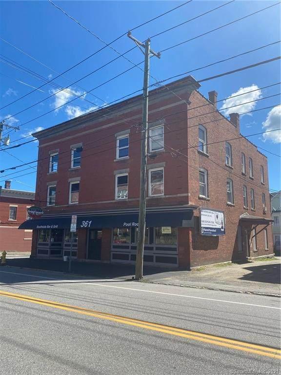 361 South Main Street, Torrington, CT 06790 (MLS #170431975) :: Kendall Group Real Estate | Keller Williams