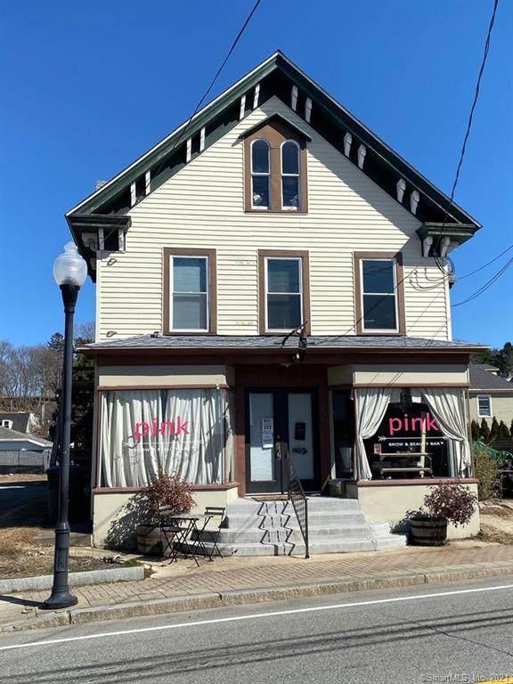 256 Thames Street, Groton, CT 06340 (MLS #170432054) :: Kendall Group Real Estate | Keller Williams