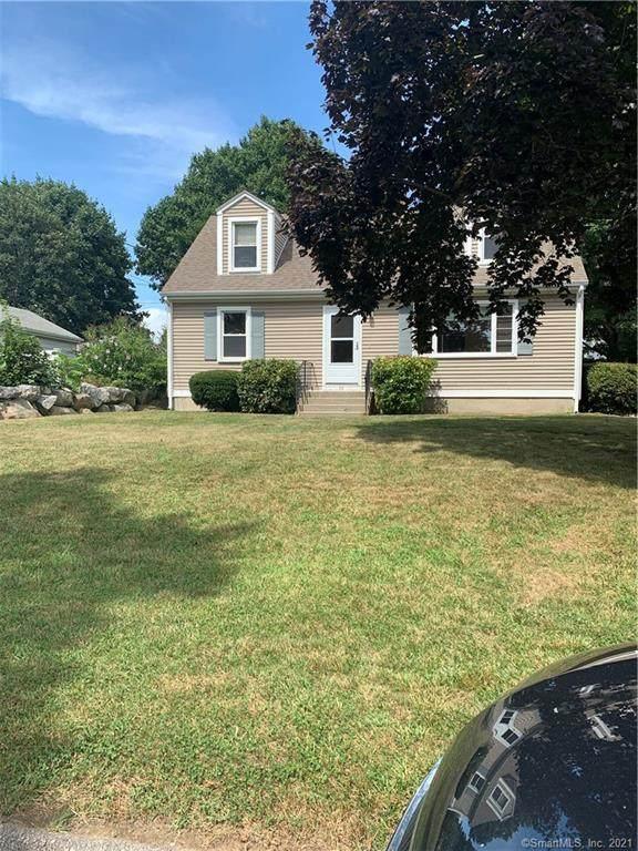 64 Three Acre Road, Groton, CT 06340 (MLS #170432639) :: GEN Next Real Estate