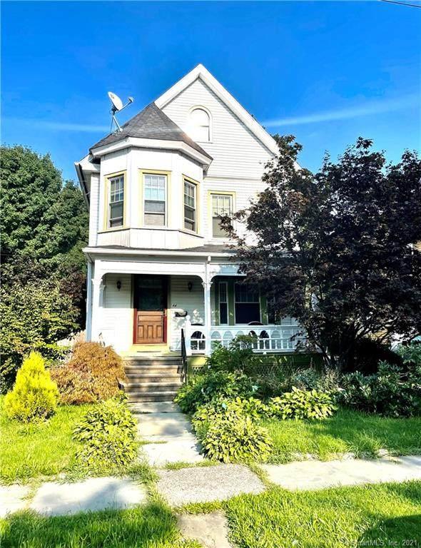 44 Girard Avenue, Hartford, CT 06105 (MLS #170433000) :: Next Level Group
