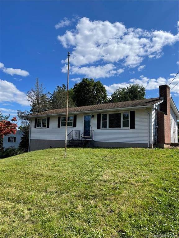 160 Dana Lane, Meriden, CT 06451 (MLS #170434271) :: GEN Next Real Estate