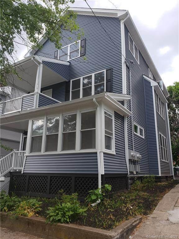 235 W Hazel Street, New Haven, CT 06511 (MLS #170434370) :: Chris O. Buswell, dba Options Real Estate
