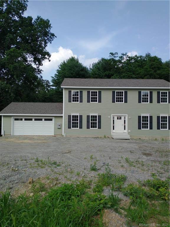 110 Elm Street, Monroe, CT 06468 (MLS #170434874) :: Kendall Group Real Estate | Keller Williams