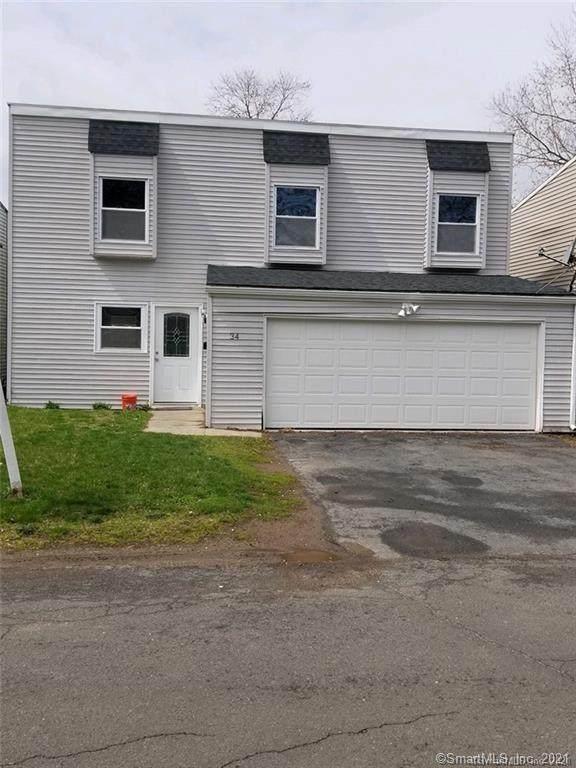 34 Inverness Lane, Middletown, CT 06457 (MLS #170435072) :: GEN Next Real Estate