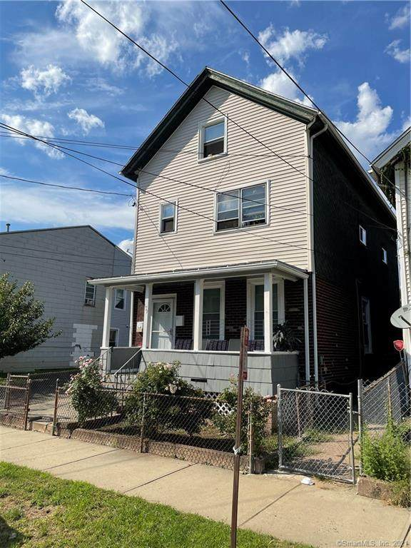 179 Saltonstall Avenue, New Haven, CT 06513 (MLS #170435904) :: Linda Edelwich Company Agents on Main