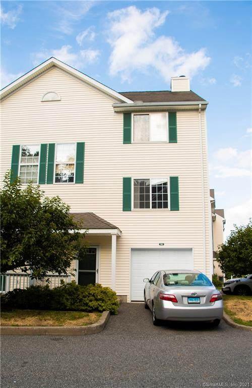 14 South Street #56, Danbury, CT 06810 (MLS #170436041) :: GEN Next Real Estate
