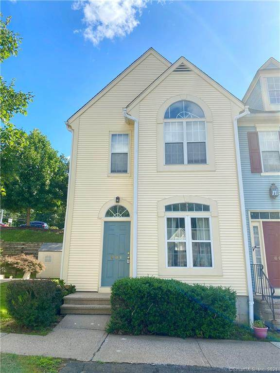 601 Cambridge Commons #601, Middletown, CT 06457 (MLS #170436370) :: Kendall Group Real Estate | Keller Williams