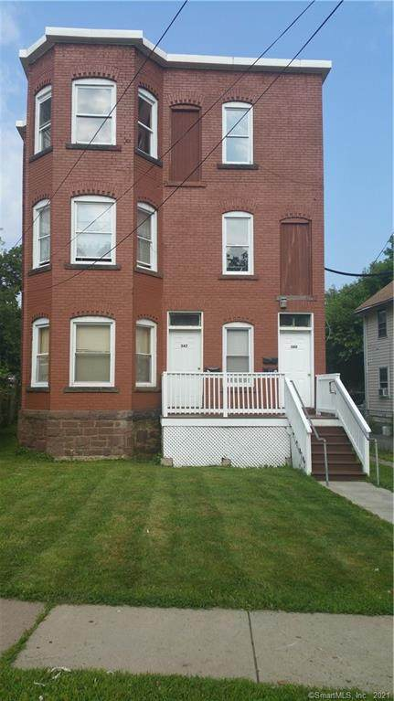 347 Bellevue Street, Hartford, CT 06120 (MLS #170436688) :: Michael & Associates Premium Properties   MAPP TEAM