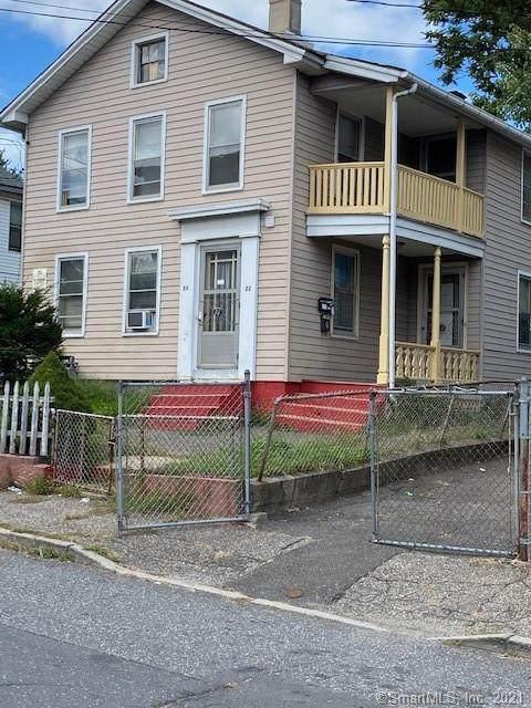 22 Green Street, Waterbury, CT 06708 (MLS #170436724) :: GEN Next Real Estate