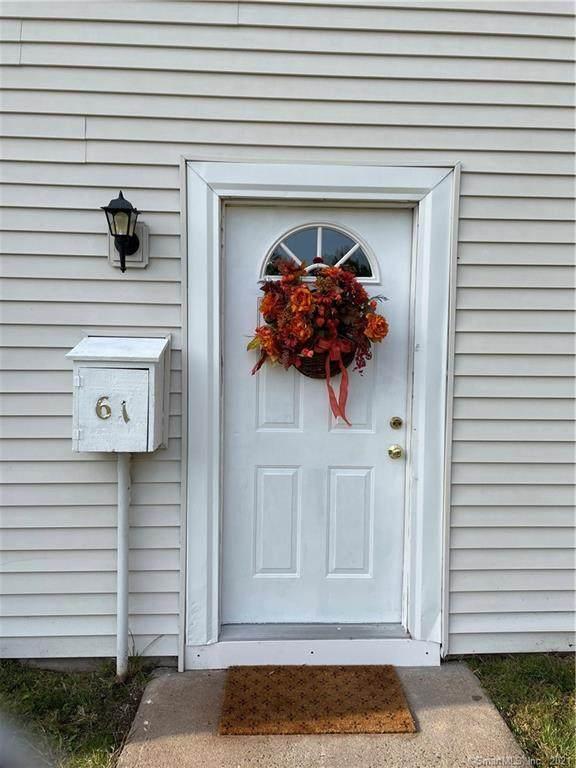 61 Sutton Place #61, Bloomfield, CT 06002 (MLS #170436944) :: Michael & Associates Premium Properties | MAPP TEAM