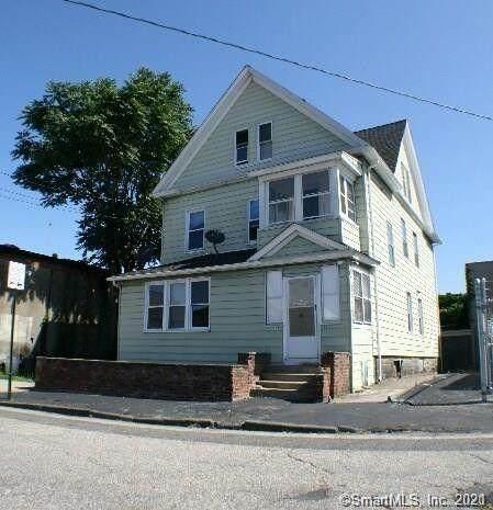 36 Wallace Street, Bridgeport, CT 06604 (MLS #170437108) :: GEN Next Real Estate
