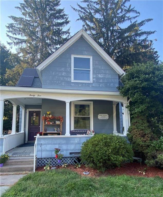35 Lawrence Street, Vernon, CT 06066 (MLS #170437272) :: Kendall Group Real Estate | Keller Williams