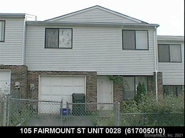 105 Fairmount Street #105, Hartford, CT 06120 (MLS #170437480) :: Linda Edelwich Company Agents on Main