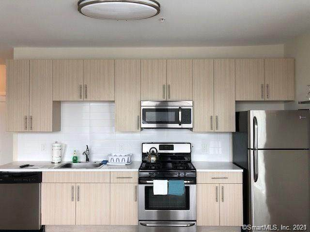 545s Bedford Street #511, Stamford, CT 06901 (MLS #170438057) :: Around Town Real Estate Team