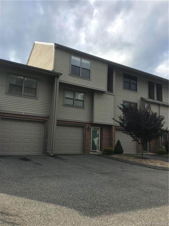 122 Metacomet Drive #121, Meriden, CT 06450 (MLS #170438191) :: GEN Next Real Estate