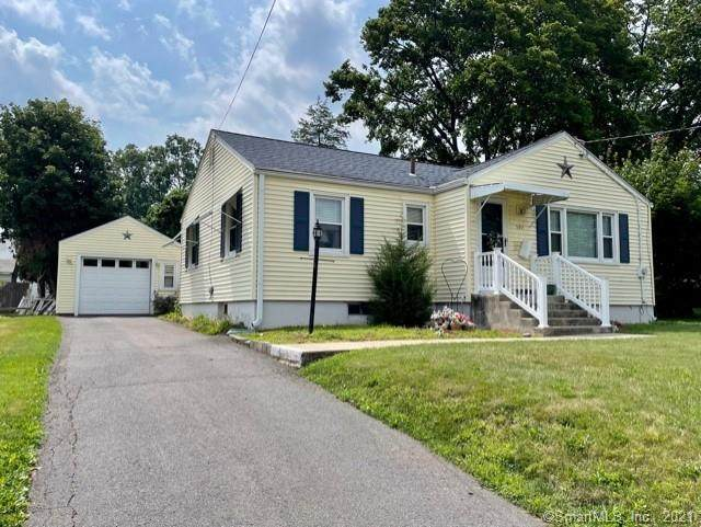 599 S Quaker Lane, West Hartford, CT 06110 (MLS #170438499) :: Kendall Group Real Estate | Keller Williams