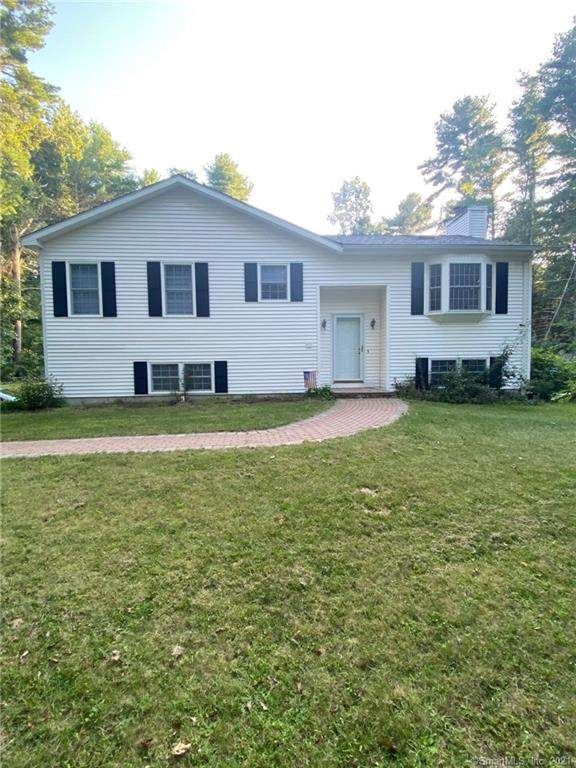 75 Elmwood Hill Road, Thompson, CT 06277 (MLS #170438550) :: Michael & Associates Premium Properties | MAPP TEAM