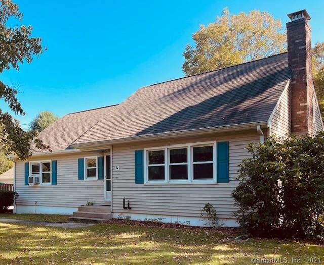 95 Stoddards Wharf Road, Ledyard, CT 06339 (MLS #170438637) :: The Higgins Group - The CT Home Finder