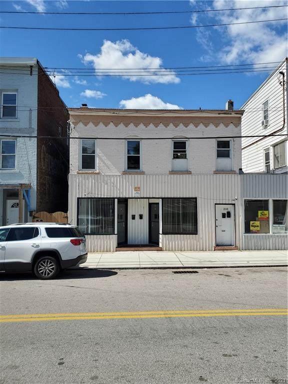208 Franklin Street, Norwich, CT 06360 (MLS #170438801) :: Kendall Group Real Estate | Keller Williams