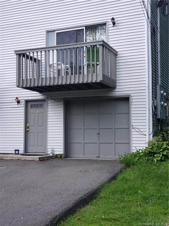 2 Belmont Lane C, Danbury, CT 06810 (MLS #170438813) :: Around Town Real Estate Team
