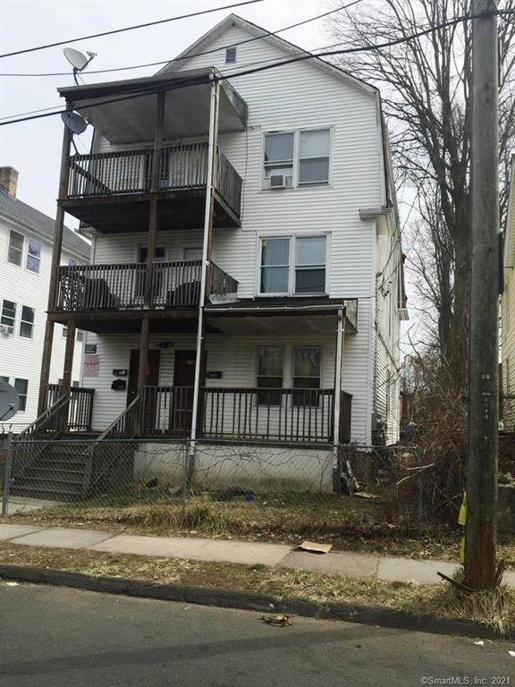 158 Martin Street, Hartford, CT 06120 (MLS #170438876) :: Around Town Real Estate Team