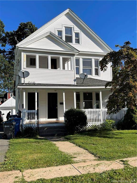 41 Cambridge Street, Manchester, CT 06042 (MLS #170439579) :: The Higgins Group - The CT Home Finder