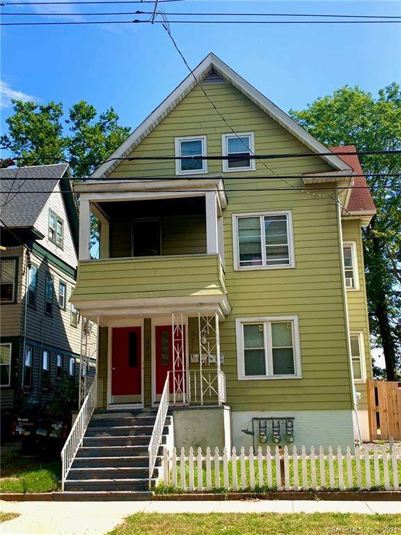 323 Ellsworth Avenue, New Haven, CT 06511 (MLS #170439881) :: The Higgins Group - The CT Home Finder