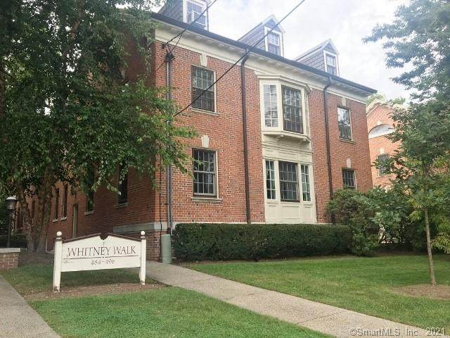 492 Whitney Avenue 2A, New Haven, CT 06511 (MLS #170440053) :: Kendall Group Real Estate | Keller Williams