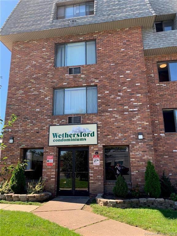 755 Wethersfield Avenue A15, Hartford, CT 06114 (MLS #170440320) :: Kendall Group Real Estate   Keller Williams