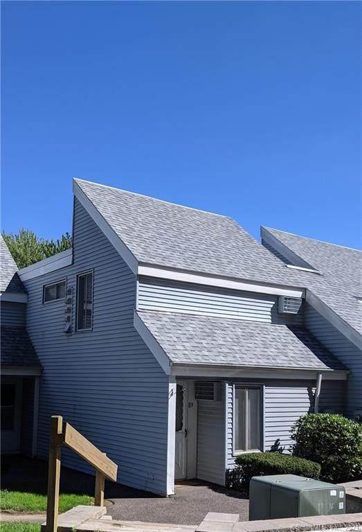 89 Cinnamon Springs #89, South Windsor, CT 06074 (MLS #170440550) :: GEN Next Real Estate